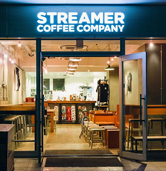 STREAMER COFFEE COMPANY SHIBUYA 株式会社スプレンダー